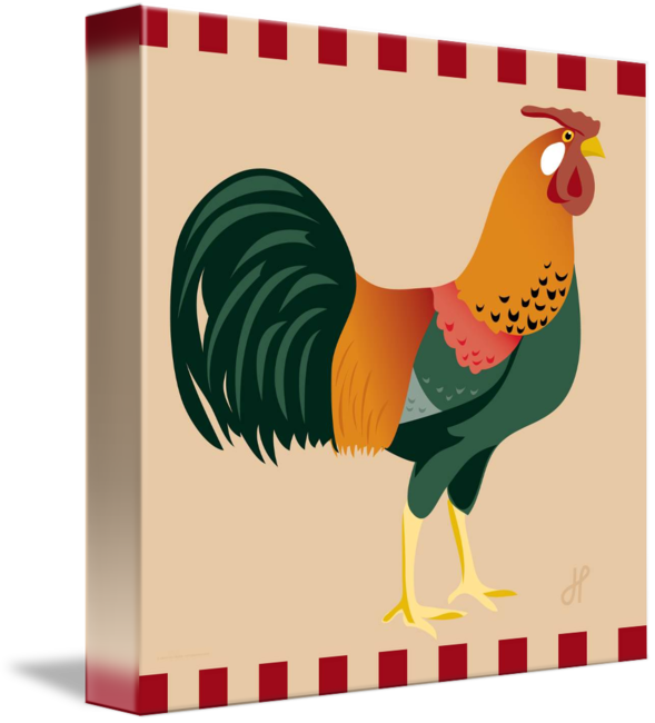 By joanne hus . Transparent rooster brown leghorn graphic transparent download