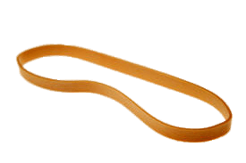 Single band png stickpng. Transparent rubber png royalty free stock