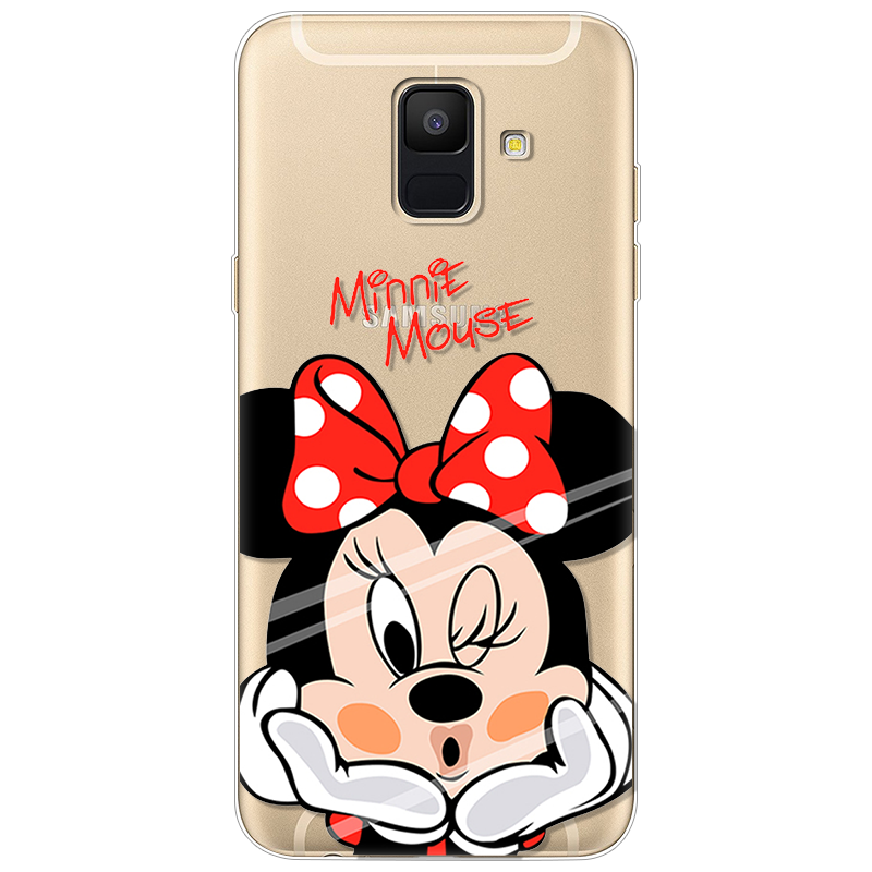Case for samsung galaxy. Transparent rubber thin picture free stock