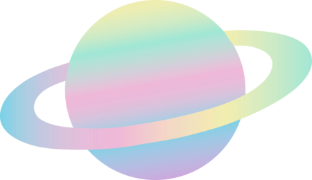 Transparent saturn overlay. Images about overlays