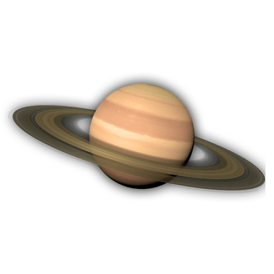 Transparent saturn clear. Png stickpng