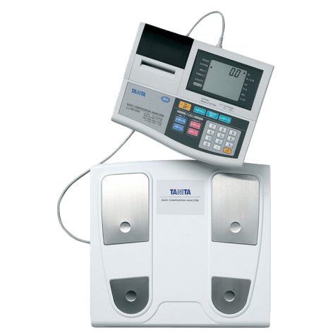 Transparent scales body. Composition analyzers wrestling primary