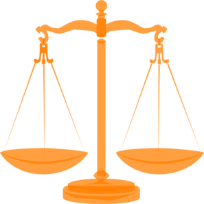 Transparent scales judgement. Scale clipart cute borders