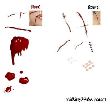 Ressource explore on deviantart. Transparent scars mmd clipart royalty free