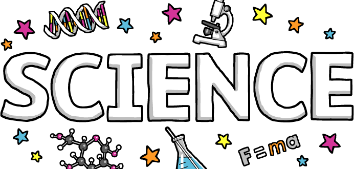 Transparent science background. Png image with arts
