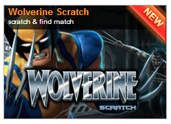 Transparent scratches wolverine. Scratch cards south africa