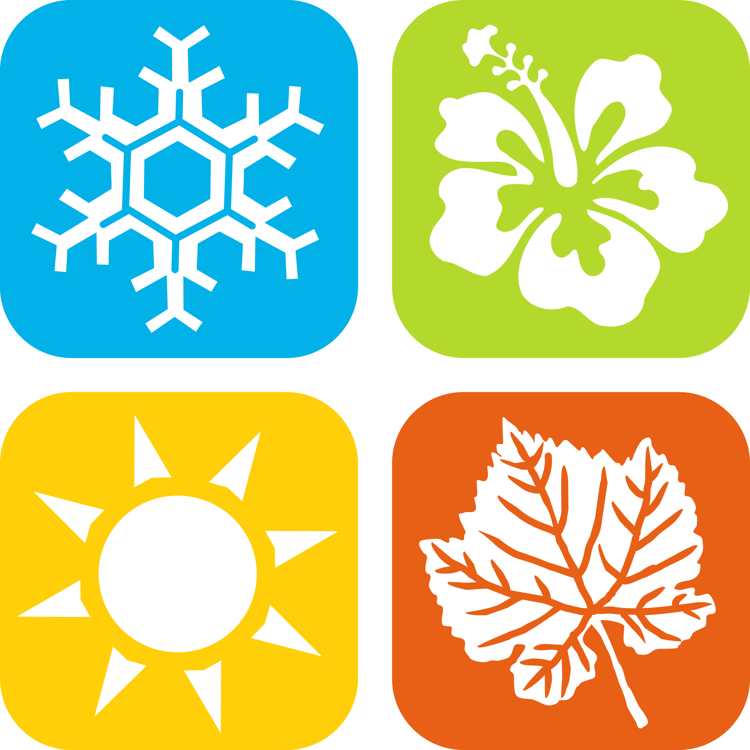 Transparent seasons year. Icons png free and