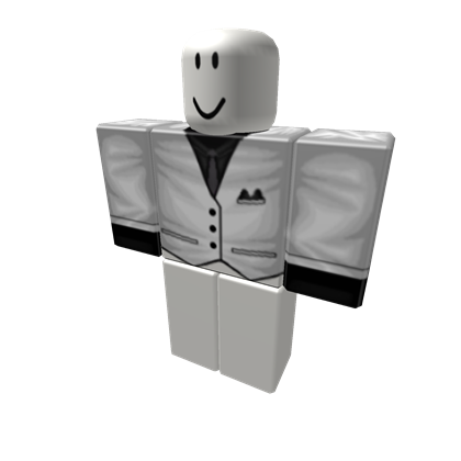 Transparent shading roblox suit. Sinister e top with