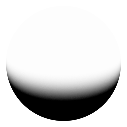 Transparent shadows circle. Cycles render object with