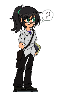 Transparent sidebar pixel. For my tumblr by