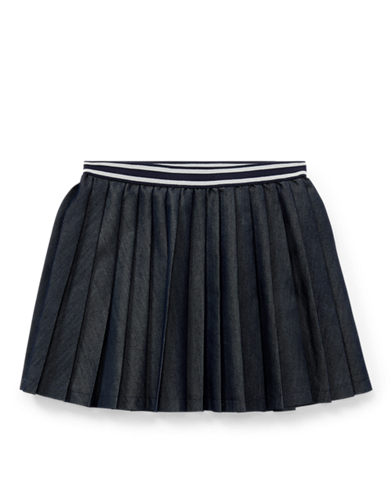 Transparent skirts. Girls shorts in sizes