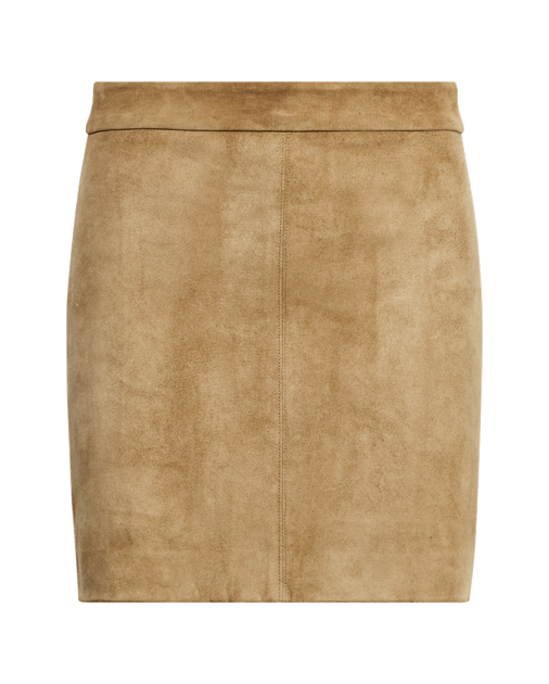 Transparent skirts suede. Polo ralph lauren stretch