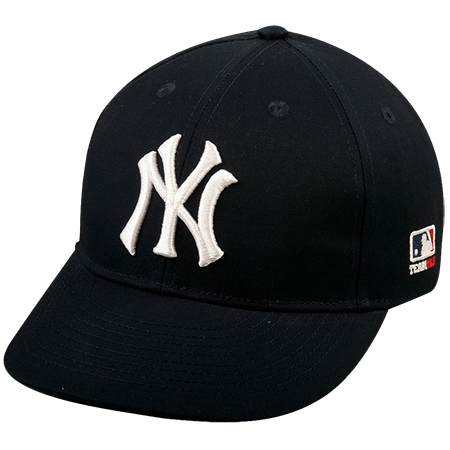 Official mlb yankees t. Transparent snapback yankee png black and white stock