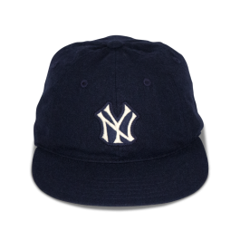 Transparent snapback yankee. Ymcmb cap cheap off