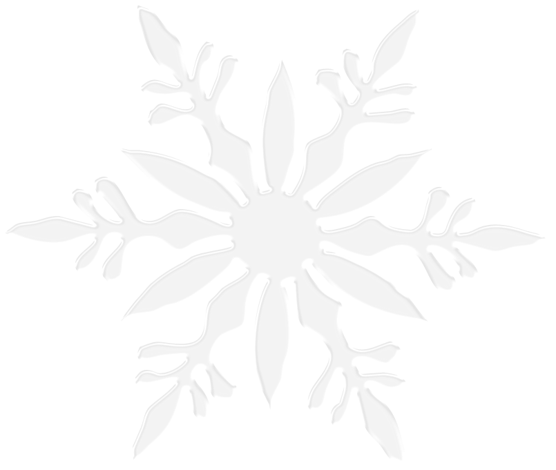 Snowflakes png watercolor. Seamless background royalty free