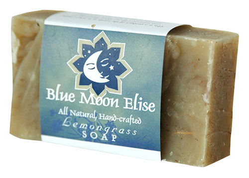 Transparent soaps blue. Lemongrass herbal soap wholesale