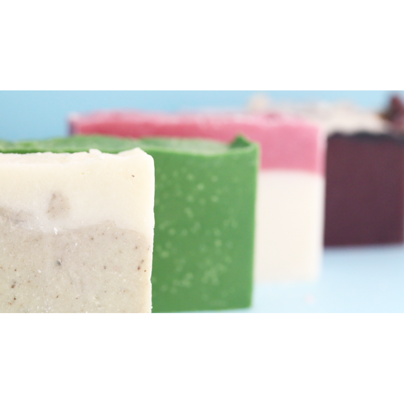 Transparent soaps natural. Handmade all our are