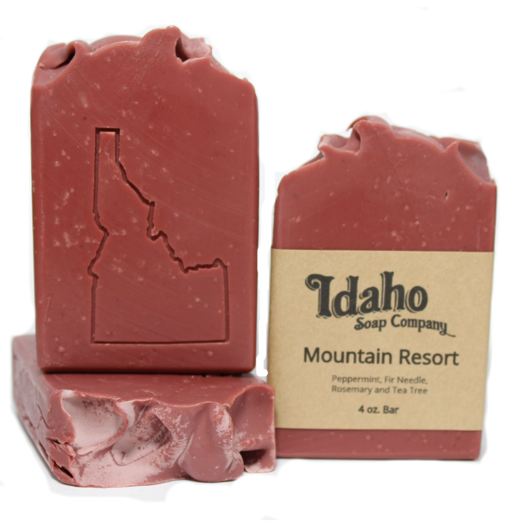 Transparent soaps translucent. Mountain resort idaho soap