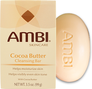 Transparent soaps yellow. Ambi cocoa butter cleansing