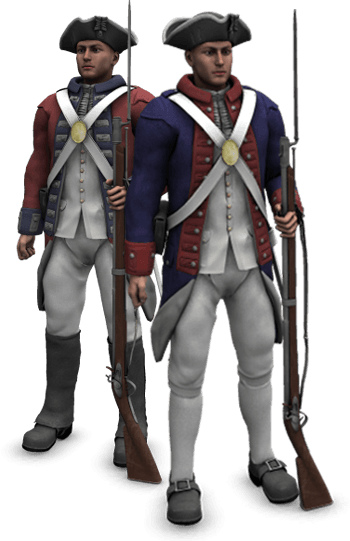 Transparent soldier american revolution. Adh d poser models