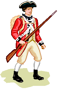 Transparent soldier american revolution. Revolutionary war osborn hill