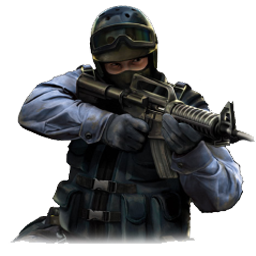 Transparent soldier csgo. Counter terrorist strike source