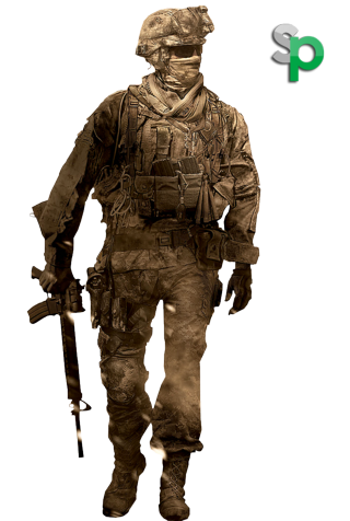 Transparent soldier mw2. Call of duty modern