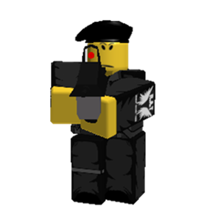 Transparent soldier roblox. Rat target by keogh
