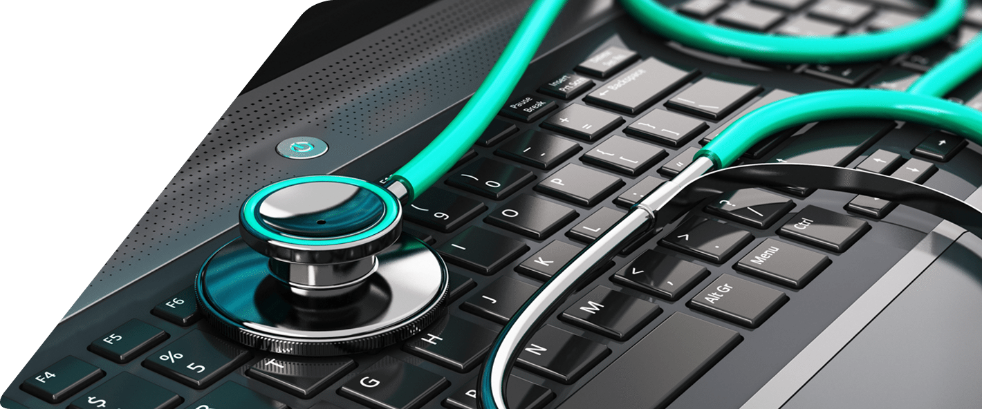 Pc and repairs in. Transparent stethoscope laptop jpg library stock