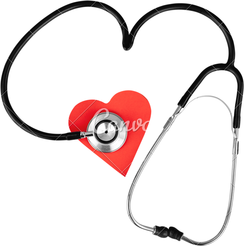 With a photos by. Transparent stethoscope shape heart vector royalty free download
