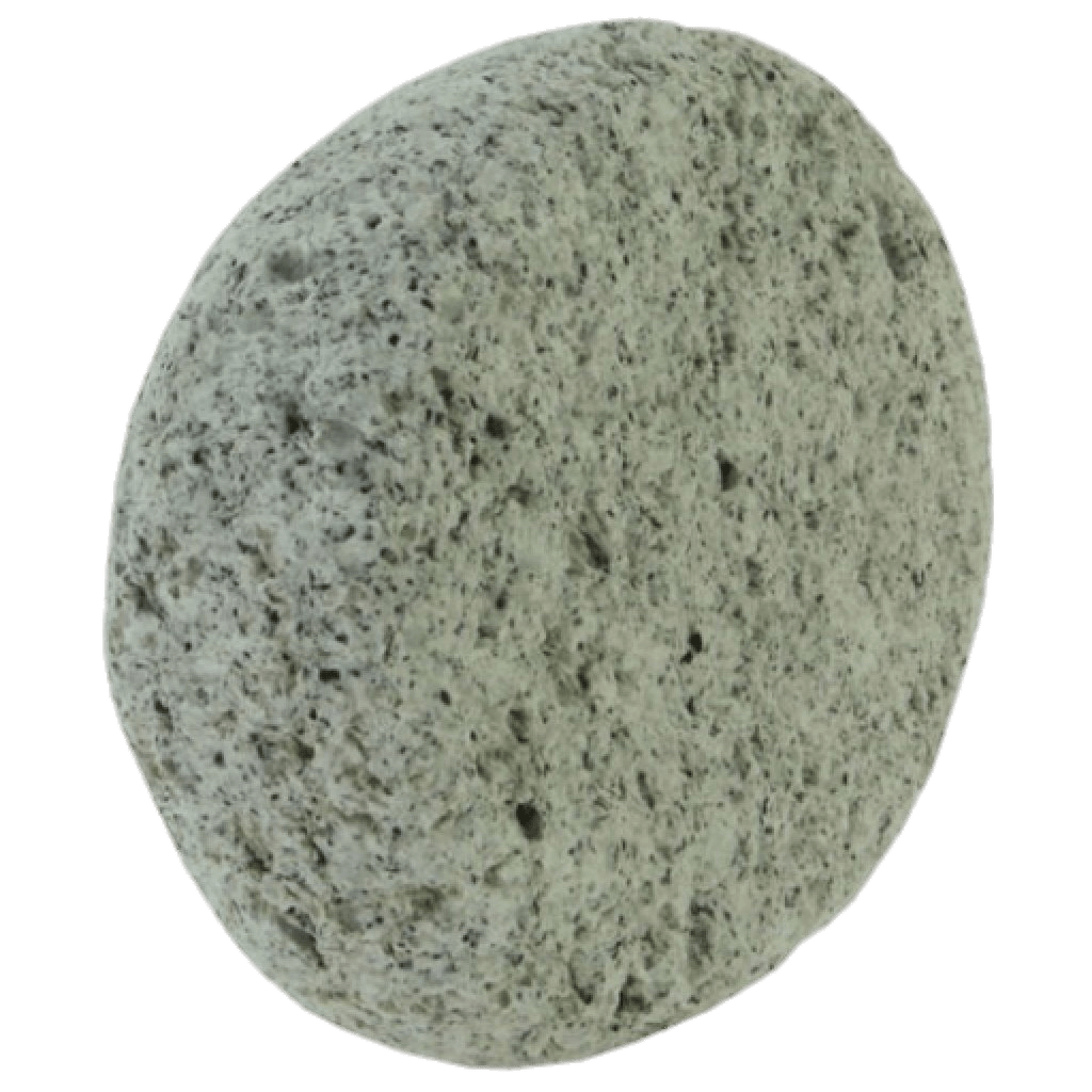 Transparent stones pumice. Green stone png stickpng