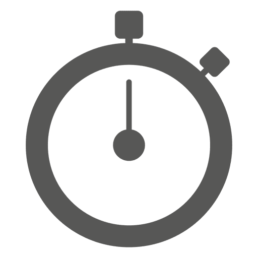 Stopwatch stroke icon png. Transparent timer clip free library