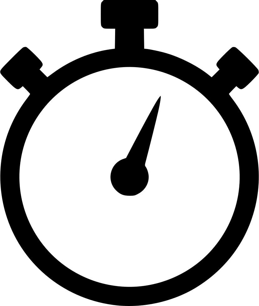 Transparent stopwatch svg. Png icon free download