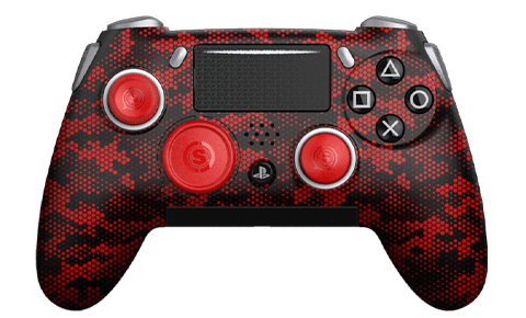 Transparent stuff gaming. Scuf custom controllers for