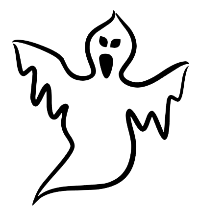 Tribal transparent ghost. Halloween background png mart