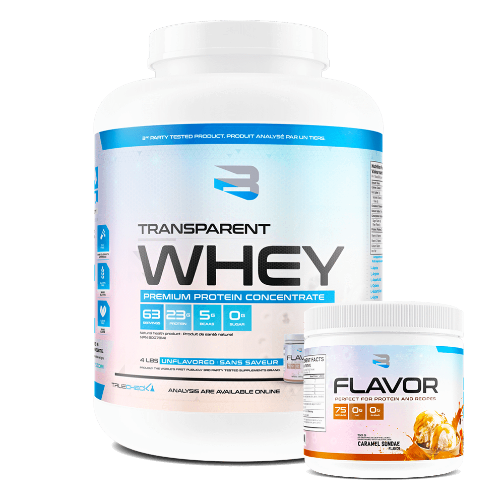 Transparent supplements believe. Whey lbs