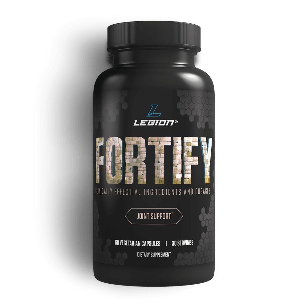transparent supplements legion athletics