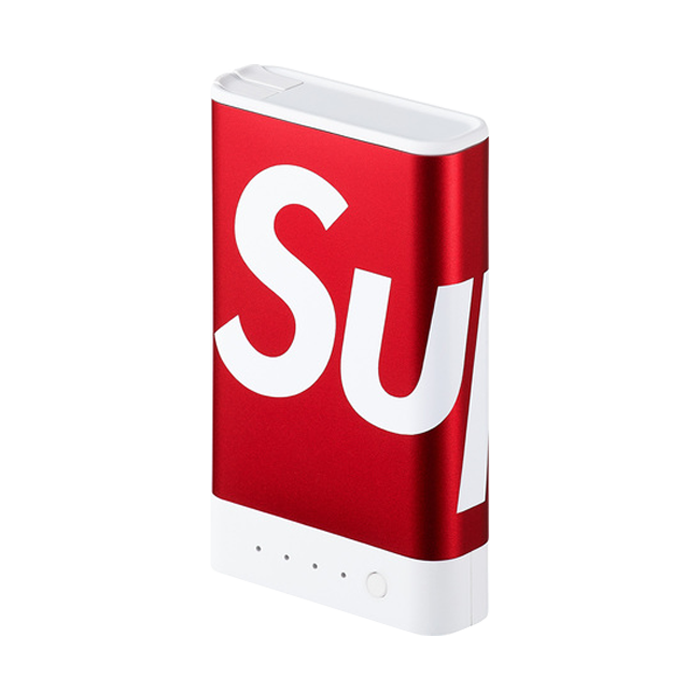 Transparent supreme accessories. Luxury hype mophie portable