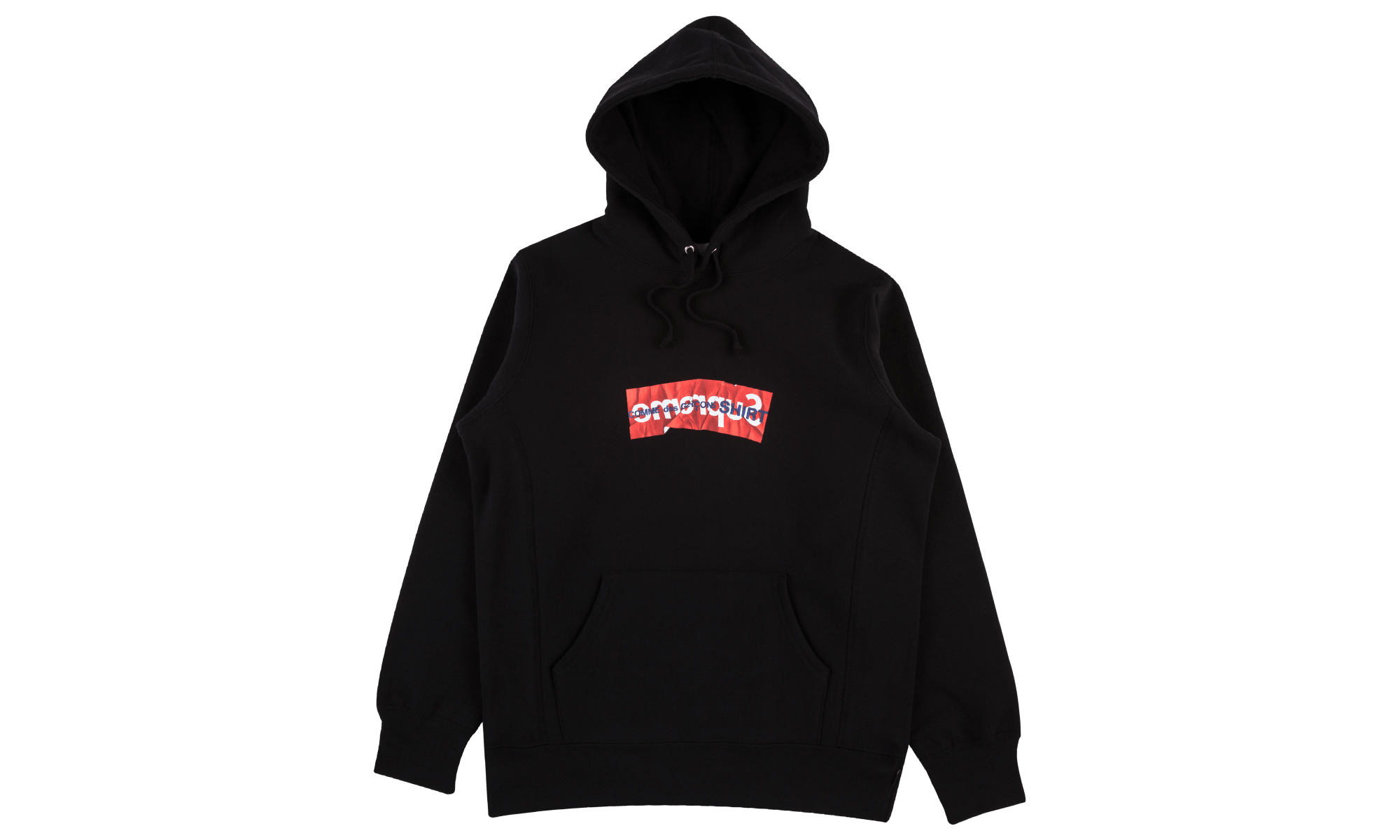 Transparent supreme colorful. Commesdesgarcons hooded sweat jackets