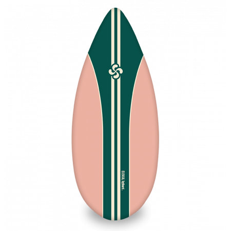Transparent surfboard toy. Toyboard bb local euskal
