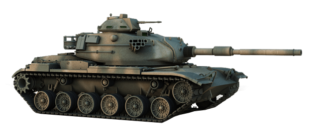 Transparent tank background. Green army