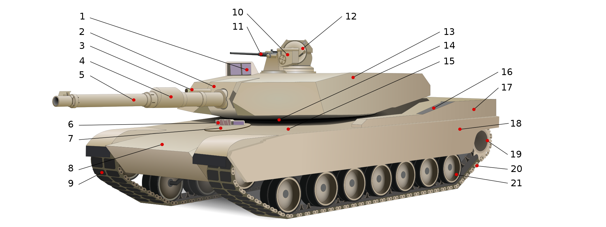 Transparent tank m1a2. File m abrams diagram