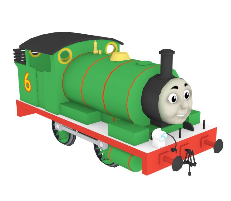 Transparent tank percy the small engine. Mobile thomas friends go