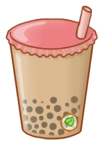 Transparent tea boba. Thelittleteahouse got their homepage