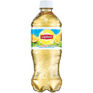 Transparent tea lipton. Buy diet citrus green