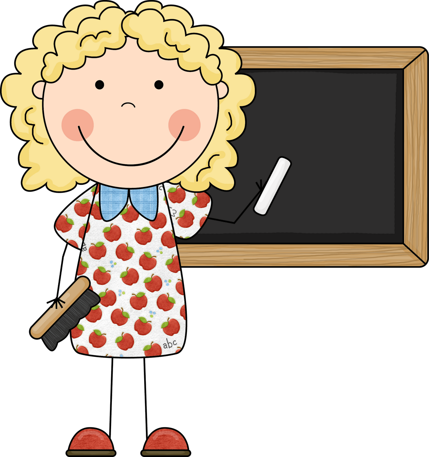 Transparent teacher happy. Png hd for teachers