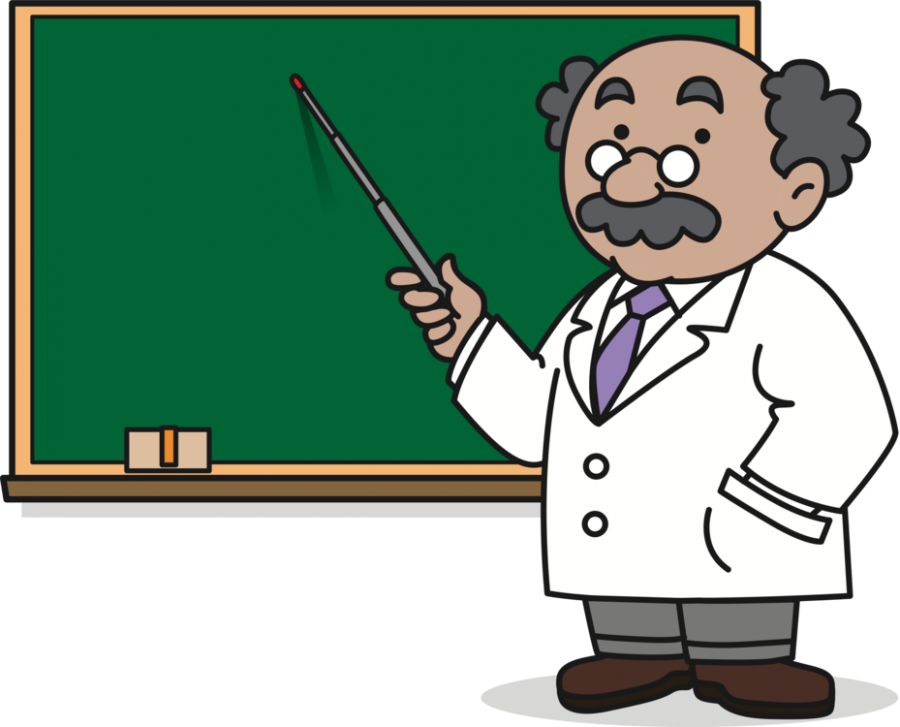 Teaching clip importance. Professors and the of