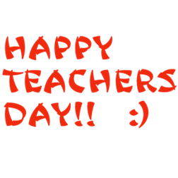 Transparent teacher teacher's day. Happy teachers icon
