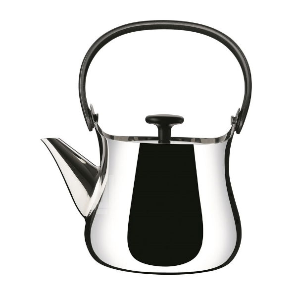 Transparent teapot induction. Cha kettle and alessi