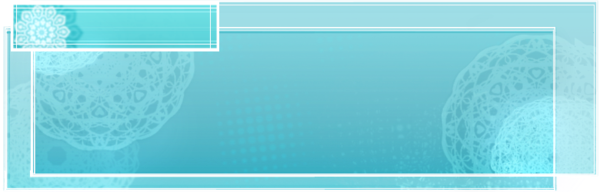 Transparent textbox visual novel. White and blue by